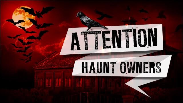 Attention Toledo Haunt Owners